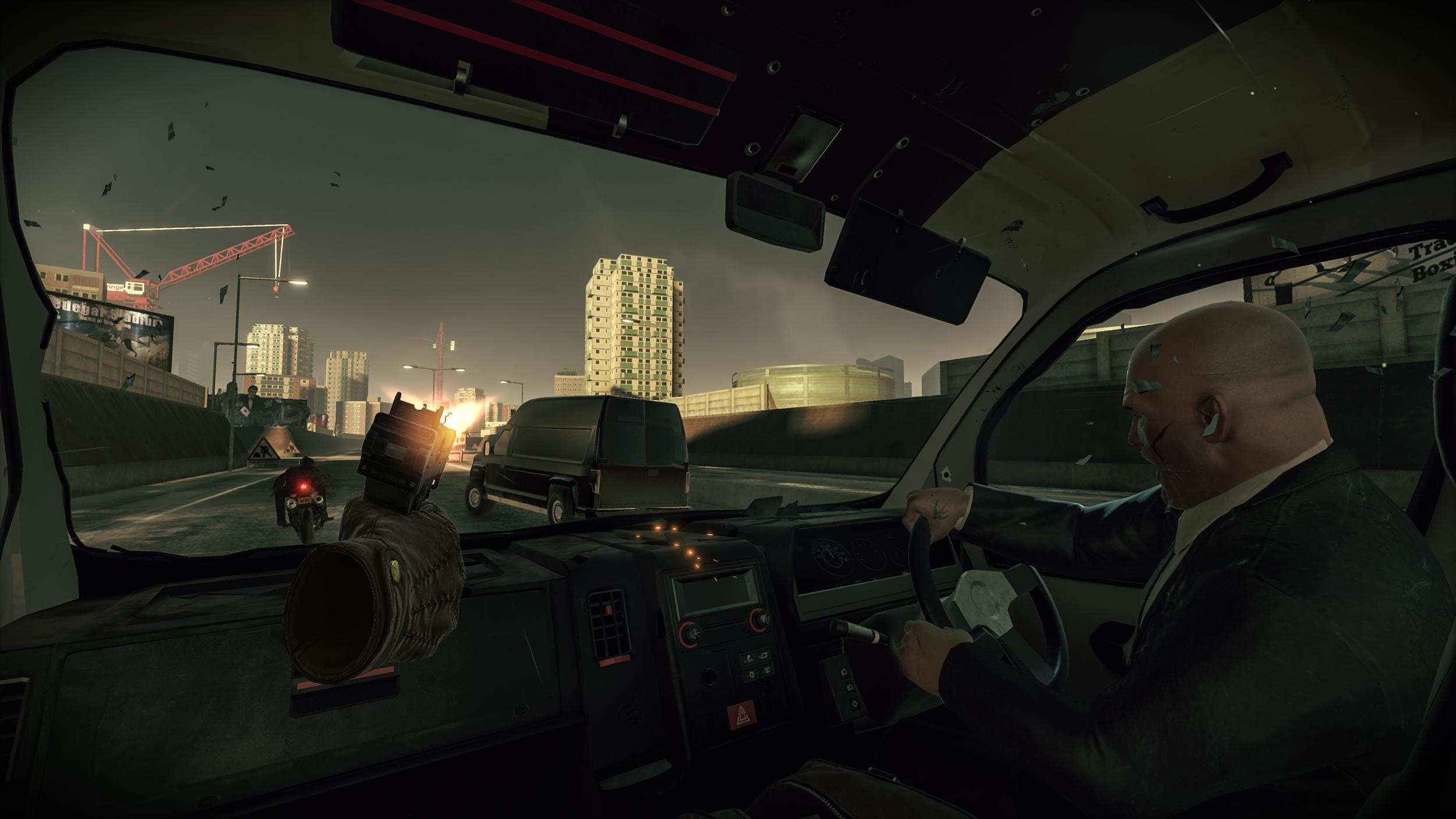 the heist game