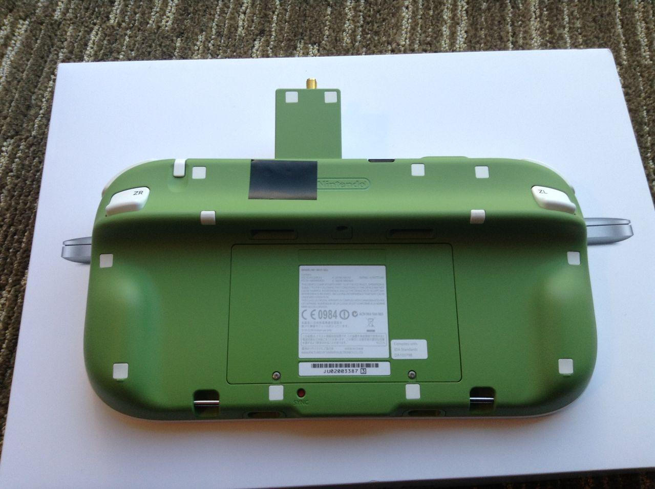 Wii U Dev Kit Fotos Gamefront De